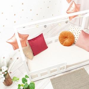 Weißes Hausbett Meli
