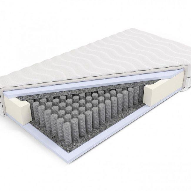 Penelopa-Taschenmatratze mit HR - 18cm